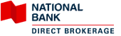 National Bank Direct Brokerage