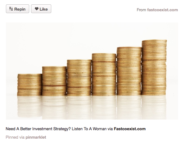 Need a better investment strategy? Listen to a woman